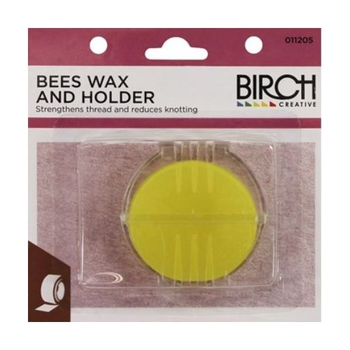 Bees Wax and Holder