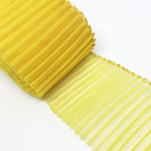 "3"" Pleated Crinoline - Butter (123)"