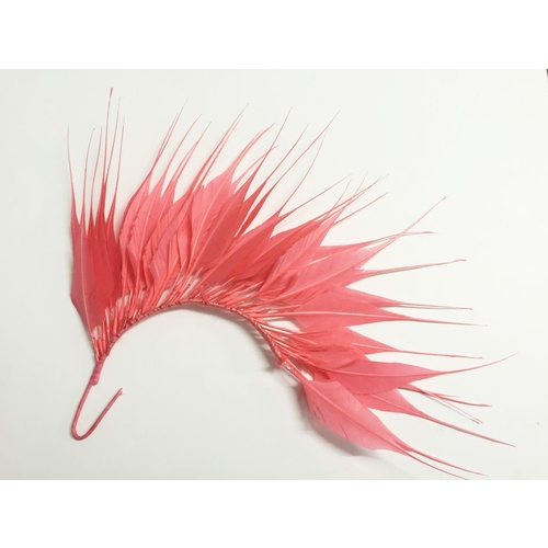 Feather Mount/Style 1 - Coral
