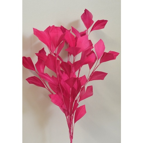 Feather Tree/Style 4 - Fuchsia