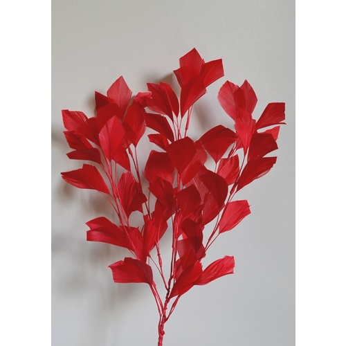 Feather Tree/Style 4 - Red
