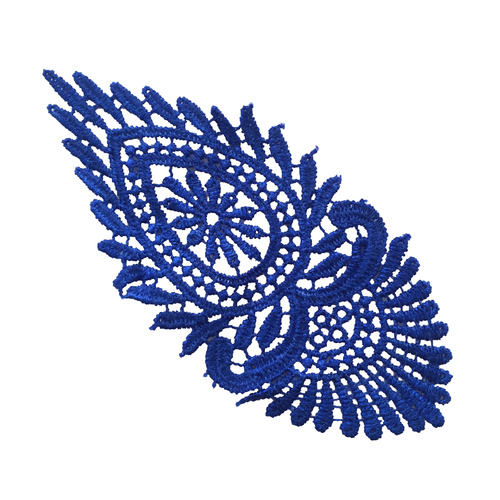 Guipure Lace Motif 07 - Royal