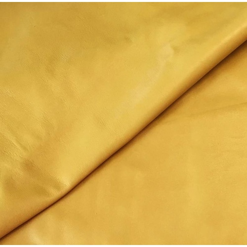 Sheep Leather - Yellow