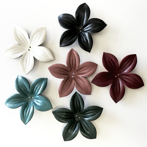 Leather Petals - Style 4