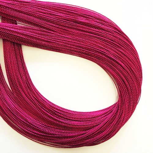 Metallic Thread - Magenta