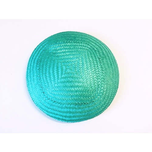 Buntal Button Base - Jade