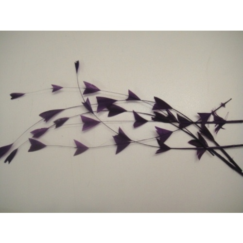 Coque/Arrow Cut - Purple