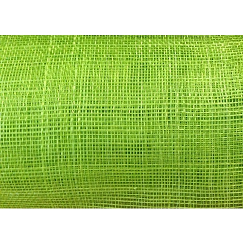 Sinamay/50cm piece - Lime (066)