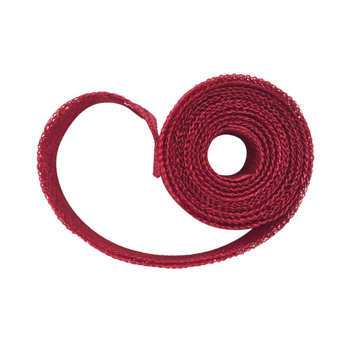 Sinamay Ribbon 2cm - Red (001)