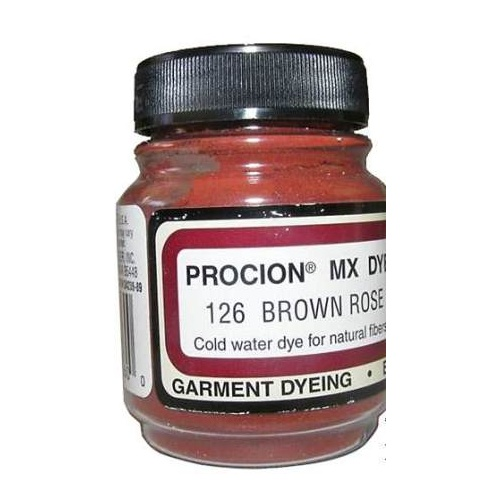 Jacquard Procion MX Dye - (126) Brown Rose