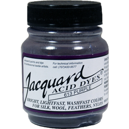 Jacquard Acid Dye - (613) Purple