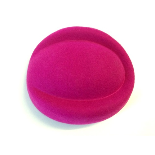 Wool Felt/Percher - Fuchsia