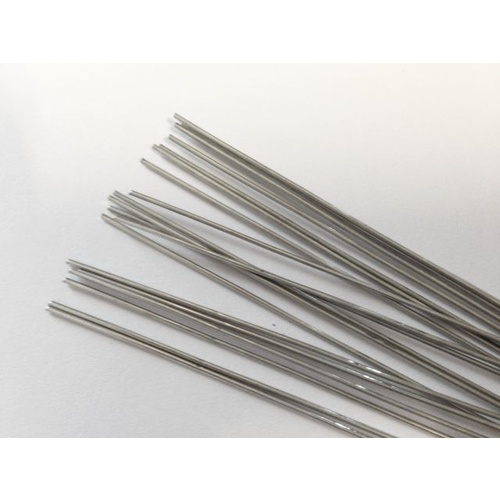 Stem Wire/18 Gauge - Silver