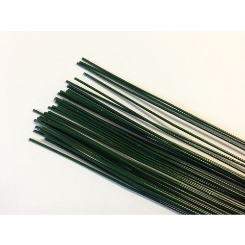 Stem Wire/22 Gauge - Green