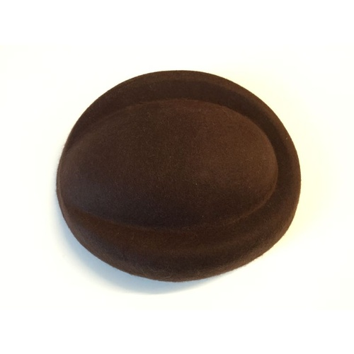 Wool Felt/Percher - Chocolate
