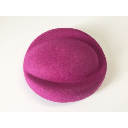 Wool Felt/Percher - Magenta