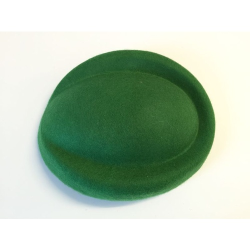 Wool Felt/Percher - Green