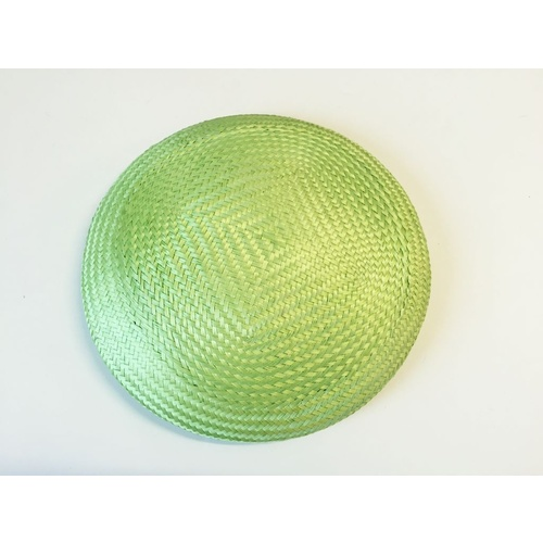 Buntal Button Base - Lime