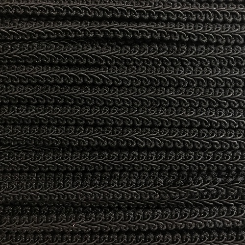 Braid/Gimp 12mm - Black