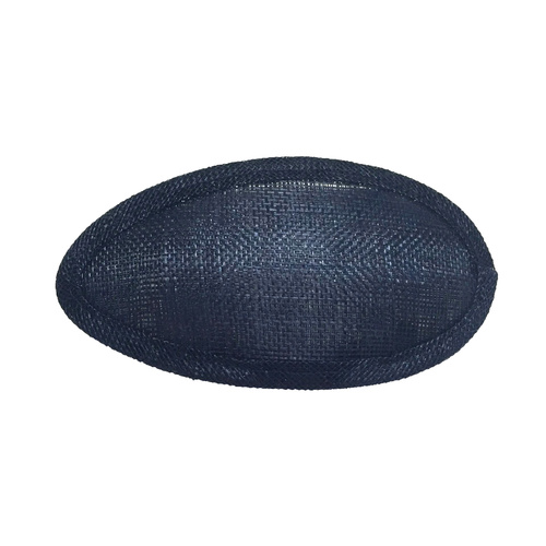 Sinamay Base/Half - Navy (067)