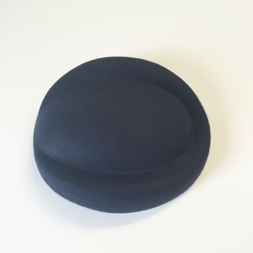 Wool Felt/Percher - Dark Navy