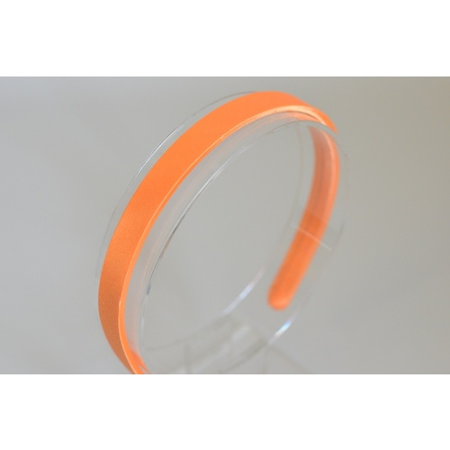 Headband Satin Small - Orange